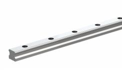 Lineärgejd stål LSK 15 SS
