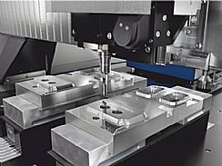 Datron M10Pro - fräsning: M10 Pro - aluminiumfräsning