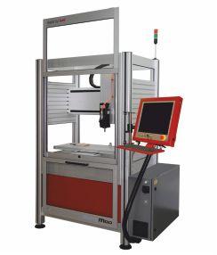 CNC-maskin EUROMOD med servodrift