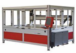 CNC-maskin FLATCOM serie L med servomotordrift