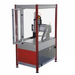 CNC-maskin FlatCOM serie S med stegmotordrift