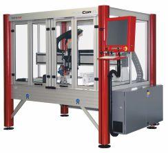 CNC-maskin FLATCOM serie XL med servomotordrift