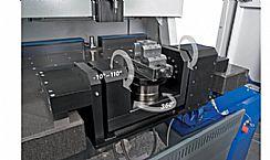 Datron M10Pro 5-axel: M10 Pro med 4-e/5-e axel