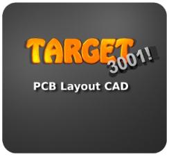 PCB Layout CAD Target 3001! V19