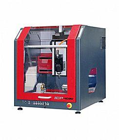 isel CNC-maskin ICP med stegmotordrift