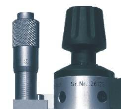 Micrometerskruv
