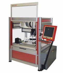 CNC-maskin OverHead med servodrift