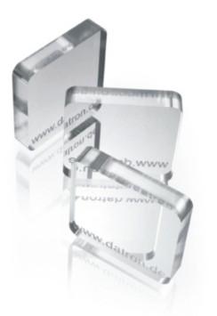 Acryl-Plexiglas - polerad ytkvalietet