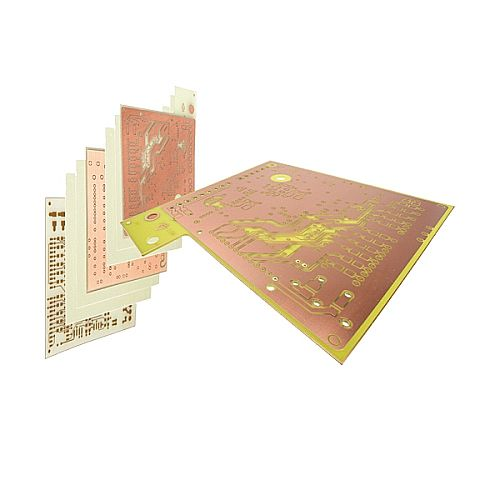 LPKF S63_1: Multilayer - PCB
